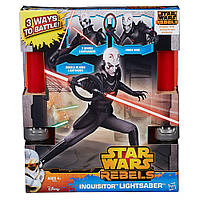 """Световой меч Инквизитора """"Звездные войны"""" - Inquisitor Lightsaber, Star Wars, Hasbro"""