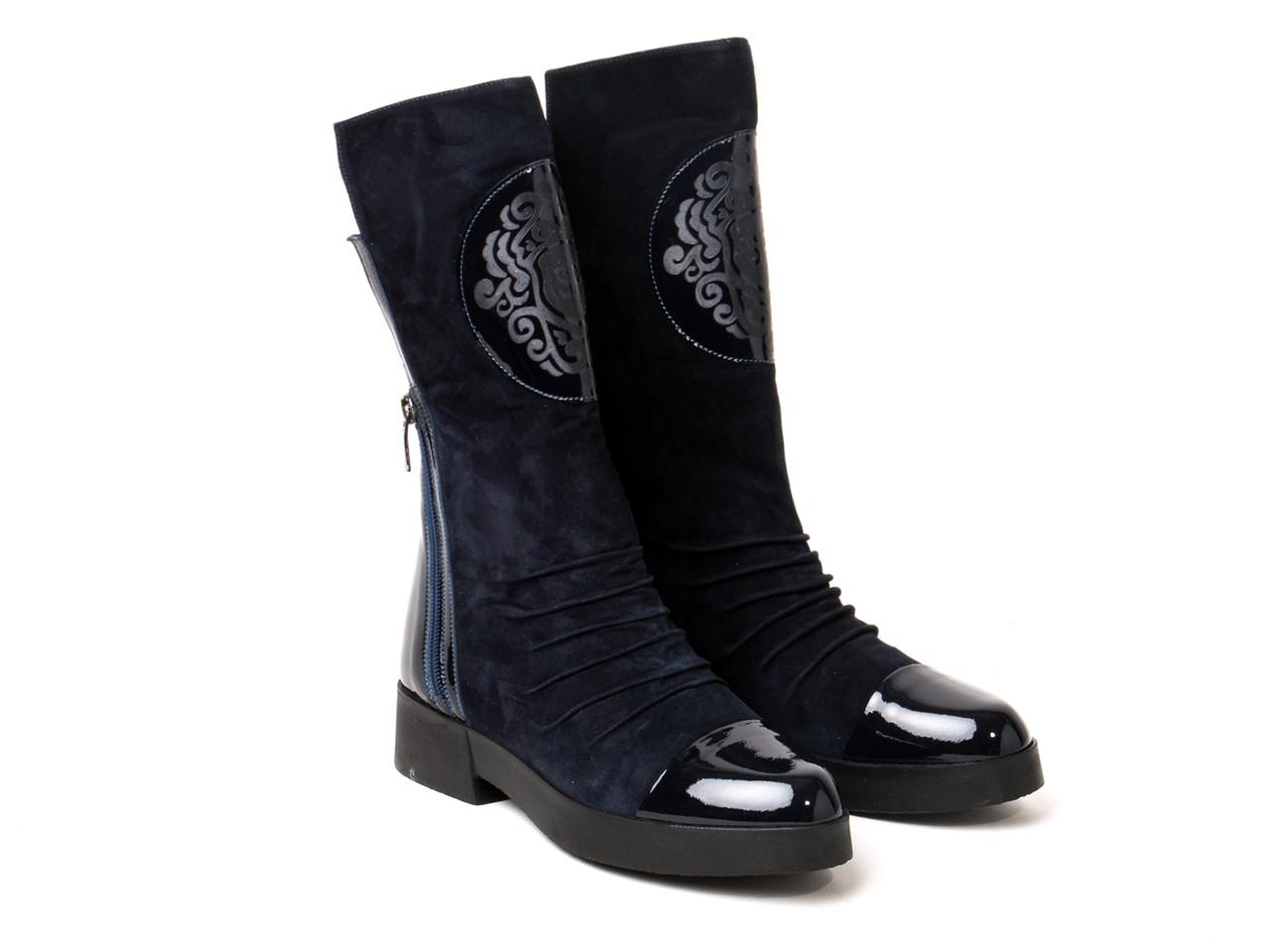Ботинки Etor 4987-0-7235 синие