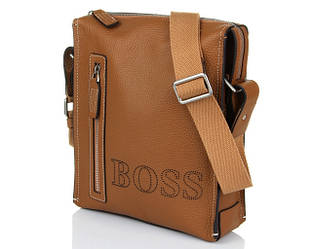 Мужская сумка Hugo Boss 2184-2 Camel