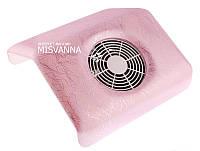 Вытяжка для маникюра (большая) 30х27х11 см Absorb Dustmachine розовый