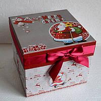 Коробка подарочная (Новый год)