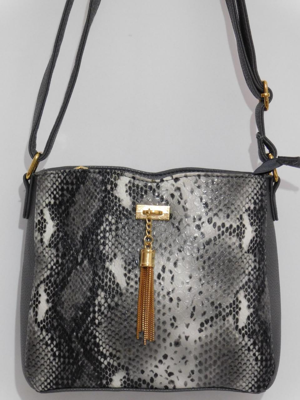 c4324a223e78 Клатч с кисточкой серый: продажа, цена в Киеве. женские сумочки и ...