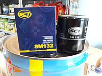 Масляный фильтр SCT SM 132 (Ford Nissan) аналог Mann W713/1