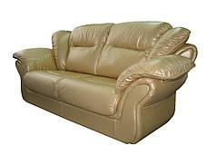 """Комплект кожаной мебели """"Ginger"""" (Джинджер). (3р+1+1), фото 3"""