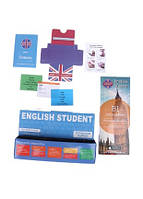 Печатные флэш карты Intermediate B1 English Student