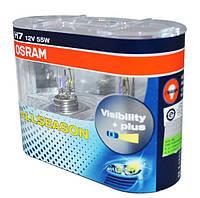 "Автомобильные галогенные лампы ""OSRAM"" (H7)(ALLSEASON)(12V)(55W)"