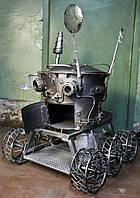 Декоративный робот с художественной ковкой в Херсоне на заказ [купить стоимость цена]