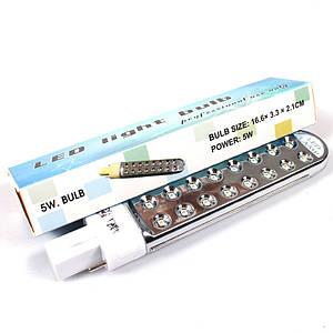 Высокого качества 9 Вт светодиодная лампочка для УФ лампы