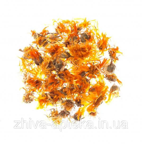 Календула (цветки) 1кг оптом