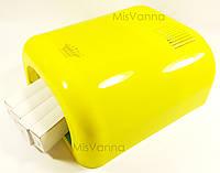 УФ лампа на 36 Вт, 230 Master Professional, модель с таймером на 120 сек (yellow)