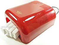 УФ лампа для ногтей 36 Вт 230 Master Professional (red)