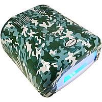 УФ лампа на 36 Вт, 230 модель с таймером на 120 сек (military green)