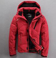 Мужской зимний пуховик. Лыжный костюм. Мужская зимняя курточка Модель 961