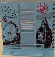 """Підставка для книг металева """"LONDON"""""""