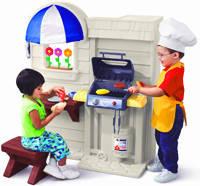Тематические игровые наборы (кухня, уборка, трюмо детское, больница, магазин)