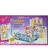 Мебель для кукол Gloria Спальня с трюмо