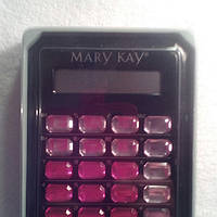Калькулятор с крупными клавишами  женский