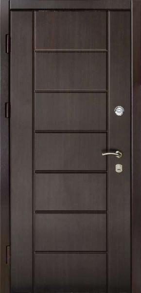 Входные двери Редфорт Канзас МДФ 2 цвета