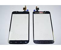 Сенсорный экран для LG P715/Optimus L7 II черный Н/С
