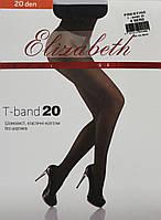 Колготки  ELIZABETH Prestige 20 den tb nero (черные)