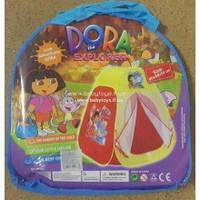 """Палатка игровая для девочки """"Dora"""""""