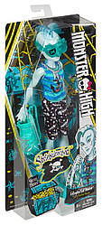 Monster High Shriek Wrecked Gillington Gil Webber Монстер хай Кукла Гилл Веббер