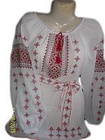 """Вишита жіноча блузка """"Каелі"""" (Вышитая женская блузка """"Каели"""") BL-0074"""