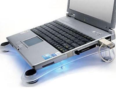 Подставка кулер для охлаждения ноутбука Notebook Cool Pad - Mix Max в Одессе
