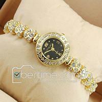 Часы наручные King girl diamond Gold/Black