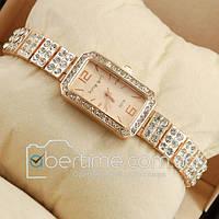 Часы наручные King girl diamond Pink gold/Pink