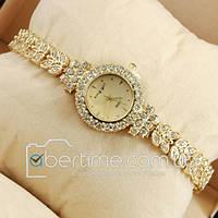 Часы наручные King girl diamond Gold/Gold