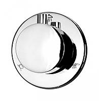 MULTI-SYSTEM, переключатель функций душа, 3-функциональный, круглый