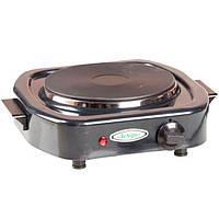 Плита электрическая Лемира 1.5 кВт дисковая Черная