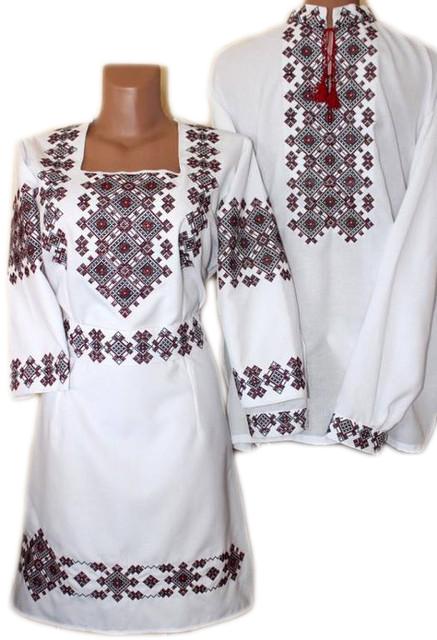 Вишиті комплекти - комплекти для сім ї та молодят - інтернет-магазин  Plumarii.com.ua 14875c228cc47