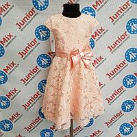 Платье на девочку подросток гипюровое DEVA.ПОЛЬША., фото 1