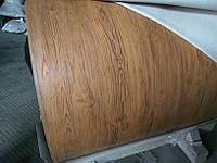 Профнастил ПС-10,  дерево 3Д, для забора, для обшивки стен, как подшива карнизного свеса
