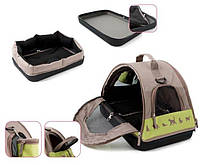 COMFY сумка Bella Trio бежево-коричневая