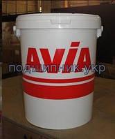 Смазка подшипниковая пищевая AVIAFOOD GREASE 00 18 кг