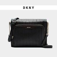 Обзор женской сумочки через плечо от DKNY