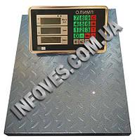 Товарные весы Олимп TCS-102-B 300 кг