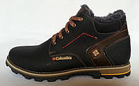 "Ботинки на меху""Columbia"""