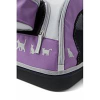 COMFY сумка Bella Trio серо-фиолетовая