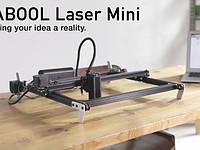 Лазерный гравер для гравировки и резки картона