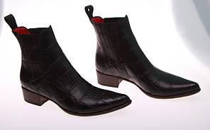 Обувь женская из крокодила 37 размер William