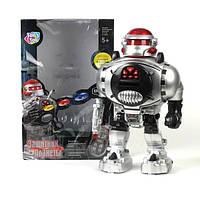 Робот на радиоуправлении Защитник Планеты 9184 PLAY SMART