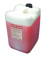 Щелочное пенное  моющее средство . Безопасный для мягких металлов. Foam 30
