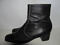 Alessandro Bonciolini _Италия_ качественные утепленные ботинки Кожа _41р _27см К3