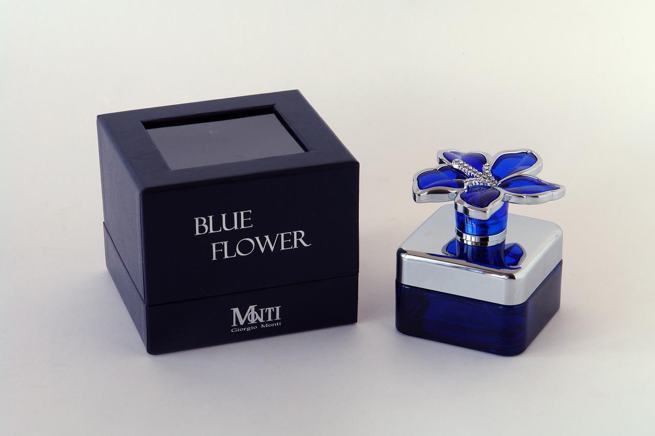 Парфюмированная вода для женщин Giorgio Monti Blue Flower edp 90 ml