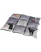 TRIXIE коврик Patchwork для кошки 45 × 55 cm