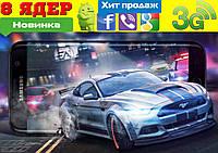 """НОВЫЙ Samsung S7! 8 ЯДЕР, ЭКРАН 5"""" IPS,GPS,3G"""